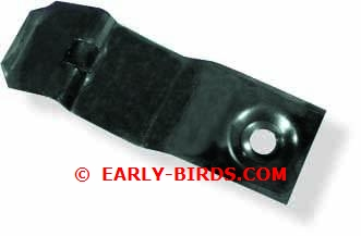 1970-1978 Padded Dash Retainer Clips (LH long)