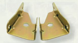 1964-1972 Booster Brackets - Zinc Chromate