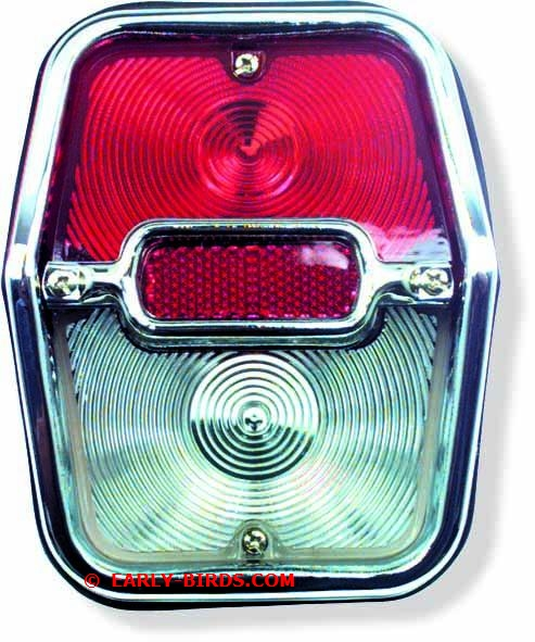 1962-1964 Tail Lamp Assembly