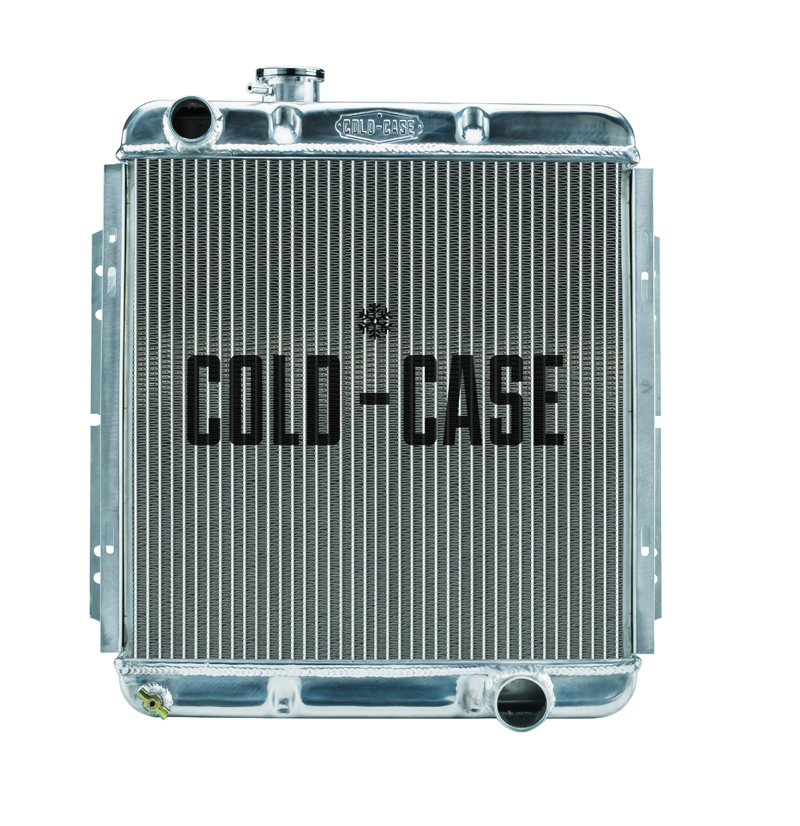 65-66 Ford Mustang 302 Aluminum Performance Radiator AT Cold Case Radiators