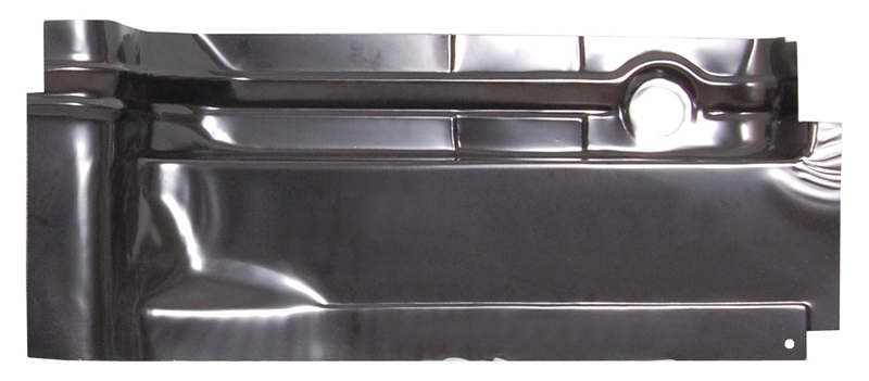 1967-1974 Dart Rear Floor Pan Footwell Area - RH