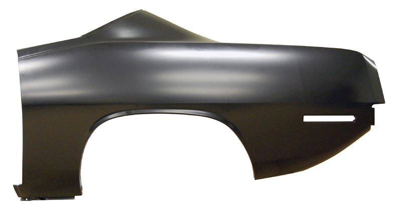 1970-1971 OE Style Quarter Panel (Coupe) - LH