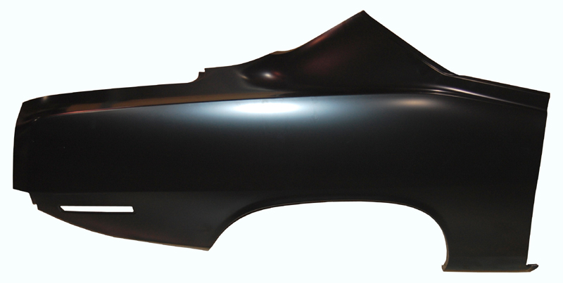 1970-1971 OE Style Quarter Panel (Coupe) - RH
