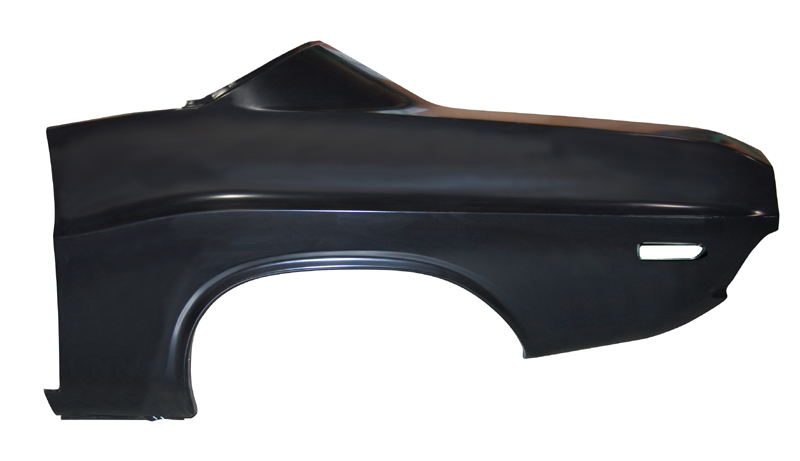 1970-1971 O.E Style Premium Quality Quarter Panel (Coupe) - LH