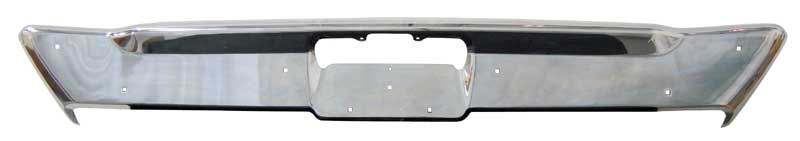1968-1969 Premium Quality Rear Bumper