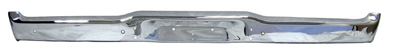 1968-1970 Premium Quality Rear Bumper (inc Bumperettes)