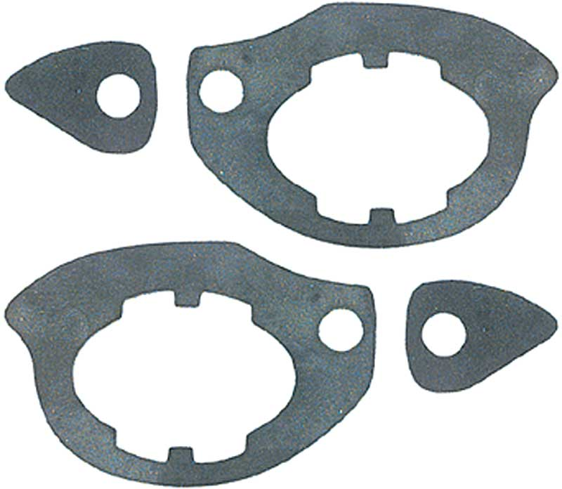 1964-1972 Door Handle & Lock Gasket kit