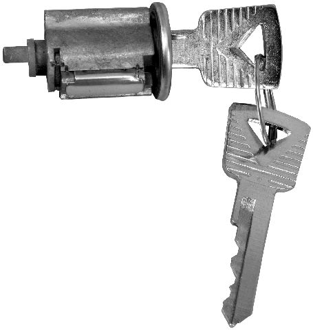 1965-1966 Ignition Lock (Small Head)