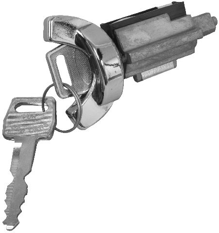 1970-1973 Ignition Lock (Before 05/13/73)