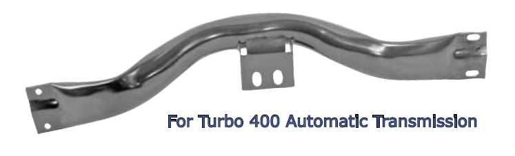 1970-1981 Automatic Transmission Crossmember TH400