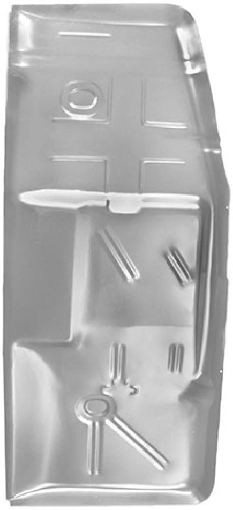 1962-1967 Full Floor Pan (Weld Through Primer) - LH