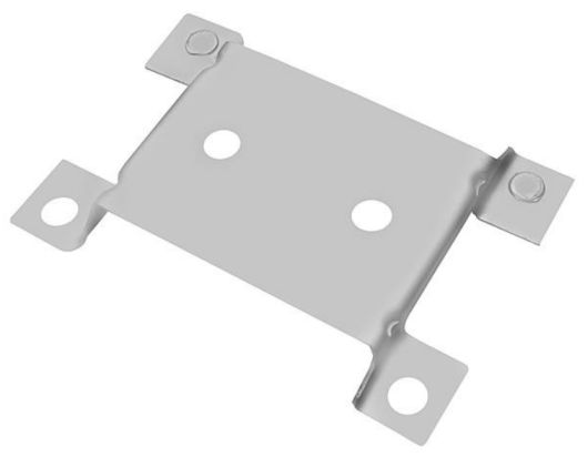1965-1966 Top Pump Mounting Bracket (Convertible, Weld Through Primer)