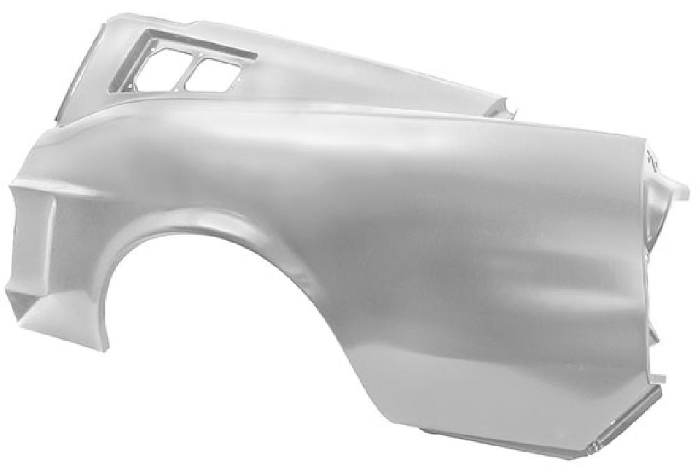 1968 Full Quarter Panel (Fastback, Weld Through Primer) - LH