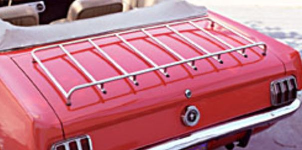 1964-1968 TRUNK LID LUGGAGE RACK