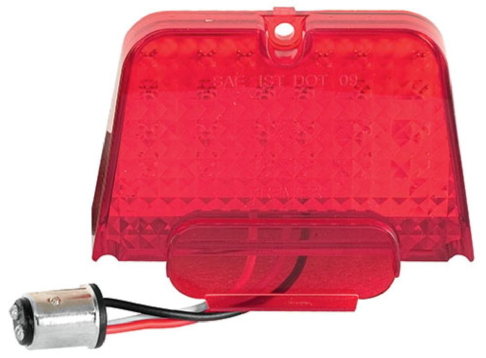 1962-1964 Tail Lamp Red (L.E.D)