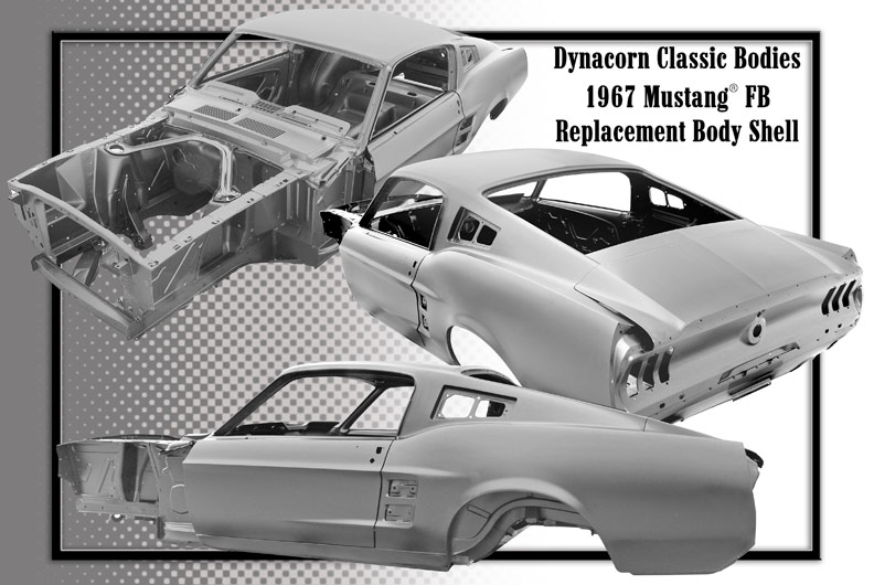 1967 mustang coupe parts