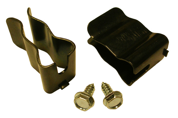 1966-1967 Spare Tire Lug Wrench Clips - PR