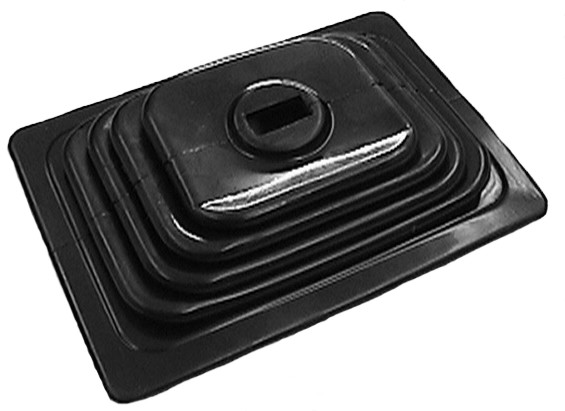1964-1969 Standard Transmission Shift Boot on console