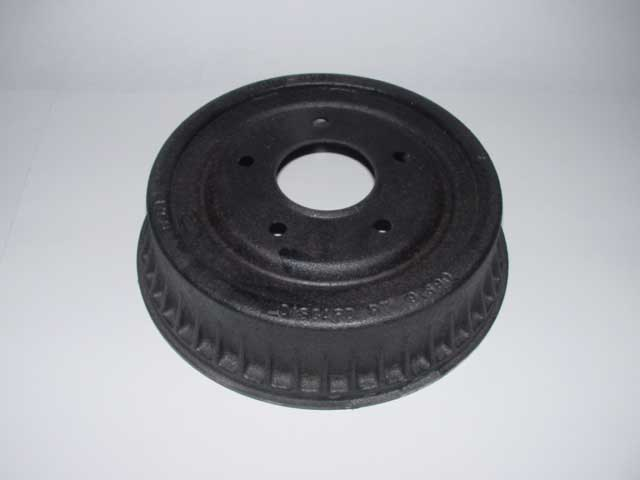 1964-1972 Rear Brake Drum Finned Style
