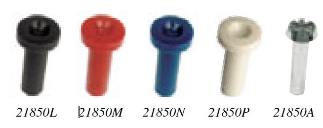 1964-1973 Mustang Door Lock Knobs