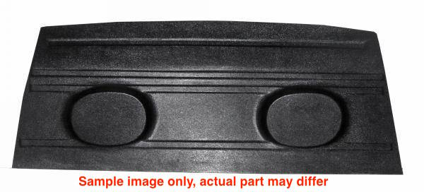 1965-1970 Mustang ABS Package Trays