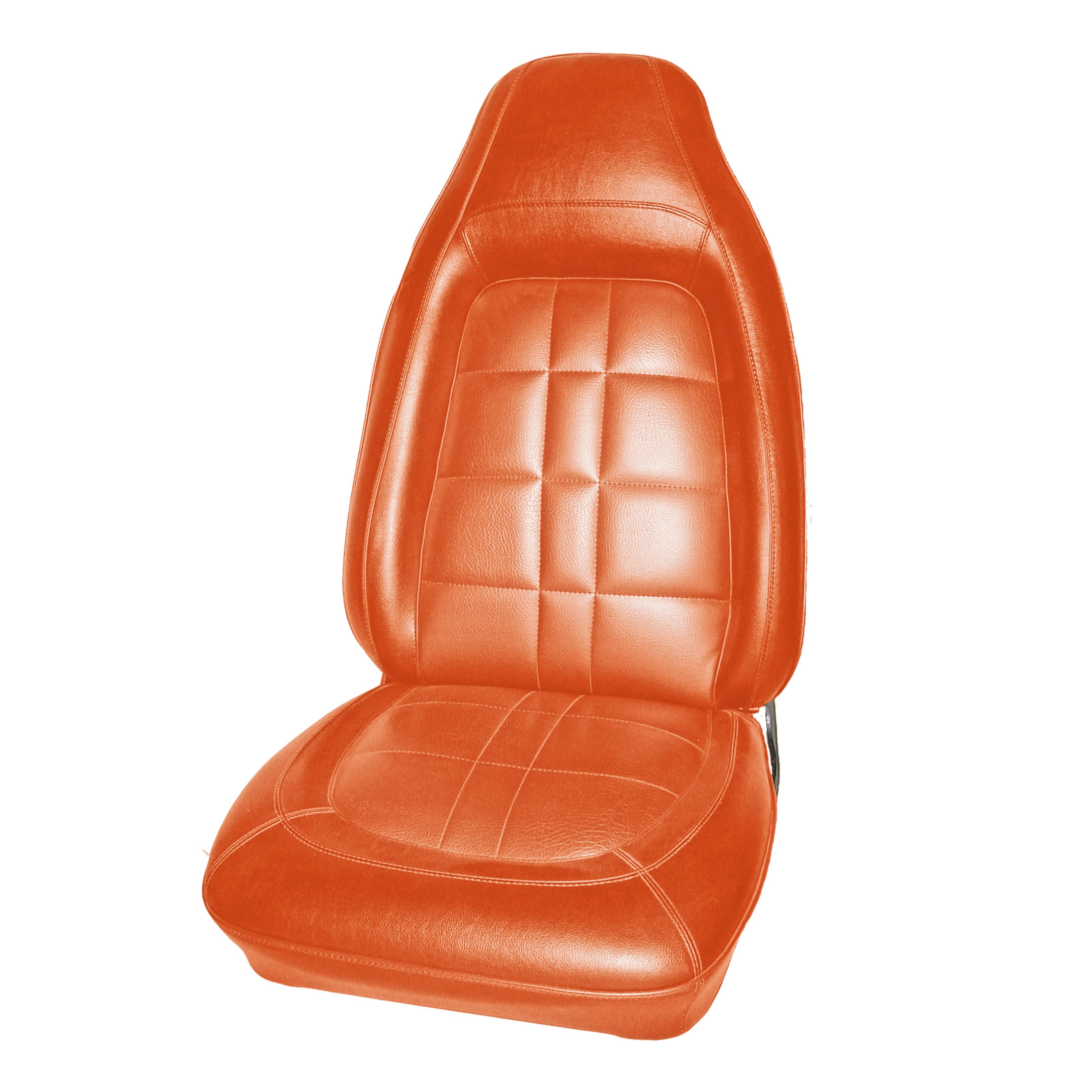 1970-1974 DUSTER Seat Covers Front Buckets (Legendary Interiors)