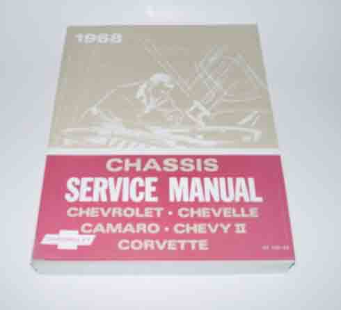 Chassis Manual 1968