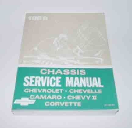 Chassis Manual 1969