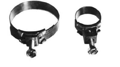 1964-1972 HOSE CLAMP COMBINATION