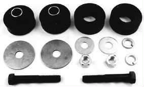 1968-1972 CORE SUPPORT MOUNTING KIT