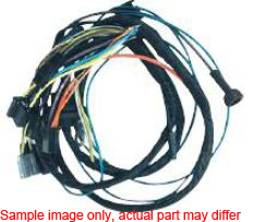 1964-1972 Air Conditioning Harness