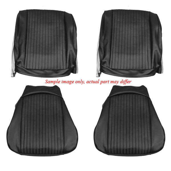 1964-1972 Seat Covers Front Buckets
