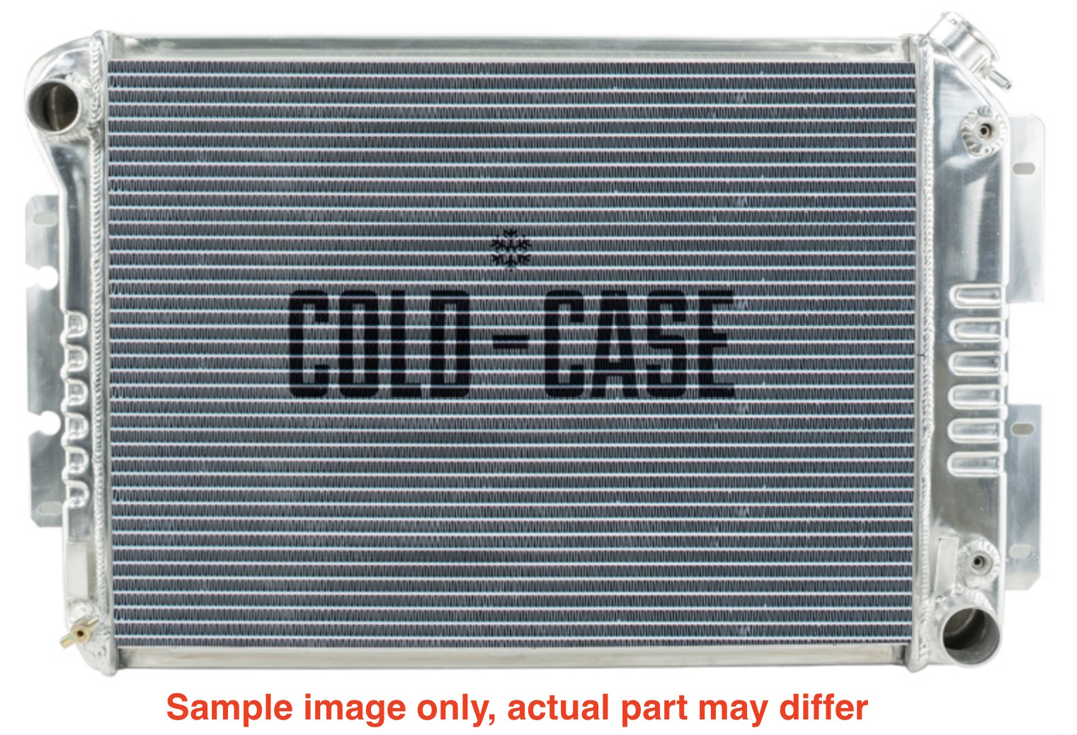 1964-1972 Aluminum Performance Radiator