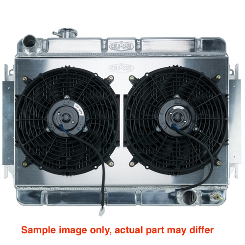 1964-1972 Aluminum Performance Radiator Kits (w/fan)