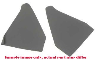 1967-1976 Sail Panels Boards (Uncovered/Plain) - PR