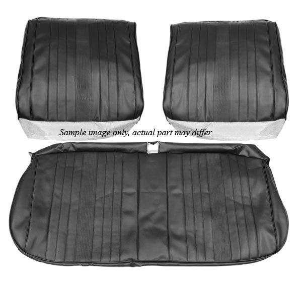 1964-1972 Seat Covers Front Bench