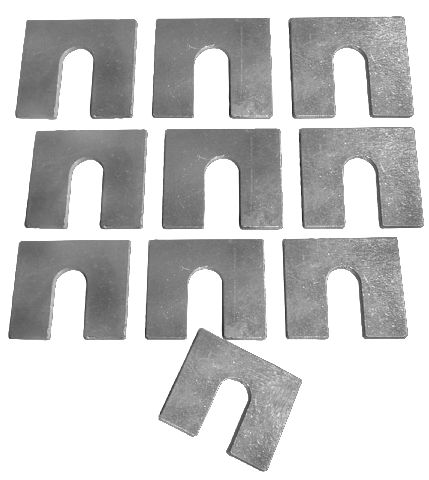1964-1972 Body Alignment Shims