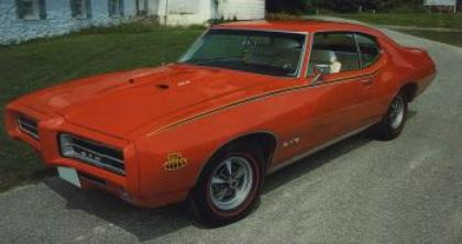 1969 GTO JUDGE APPEARANCE KIT FOR COUPE