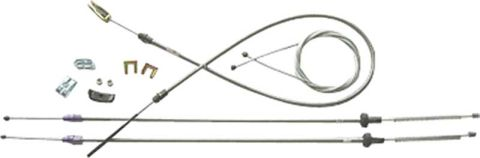 1964-1966 Parking Brake Cable Set