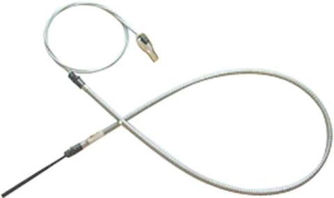 1970-1974 Parking Brake Cable (W/O Intermediate Cable) - Front Cable