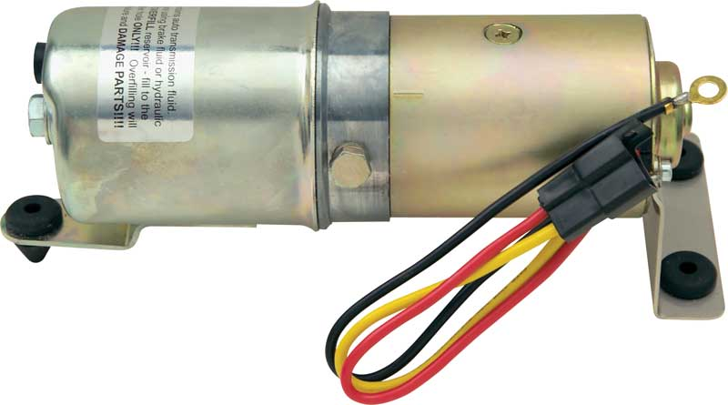 1958-1970 Convertible Top Motor/Pump