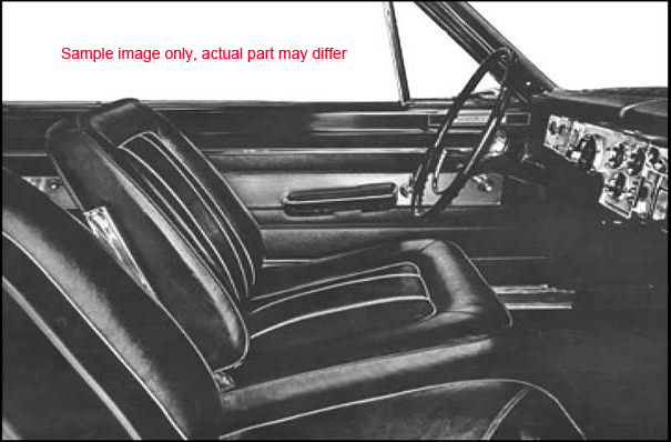 1967-1974 Bucket Seat Covers