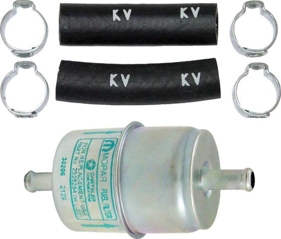 1967-1974 Date Coded Fuel Filter Sets