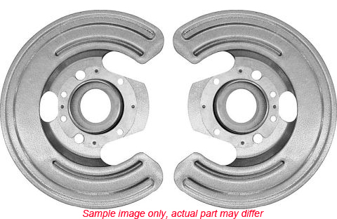 1970-1974 Disc Brake Splash Shields - PR