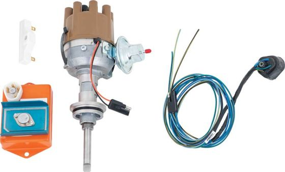 1970-1971 Electronic Ignition Conversion Kits