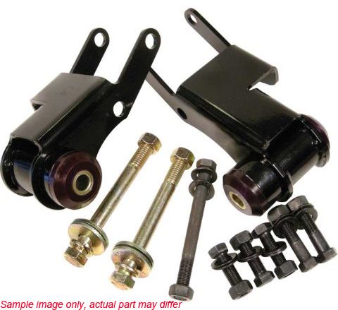 1966-1974 Engine Swap Motor Mount Set