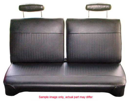 1968-1973 Split Bench Seat Covers