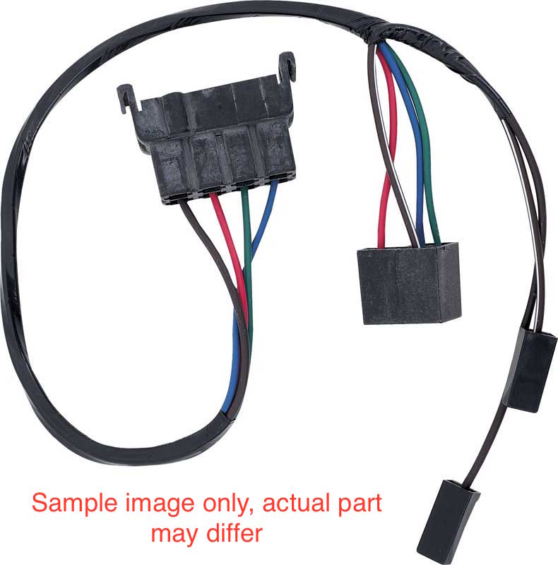 1970-1974 Wiper Motor Harness