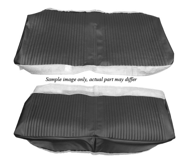 1962-1972 Seat Covers Rear