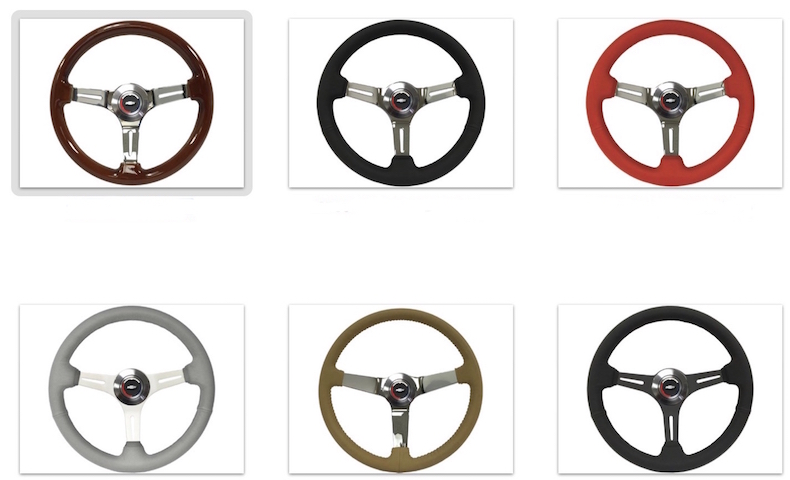 1967-1974 Sport Steering Wheel (Sport Kit)